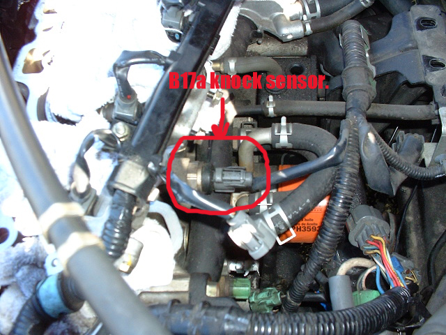 Gto Knock Sensor Location on toyota camry camshaft position sensor location